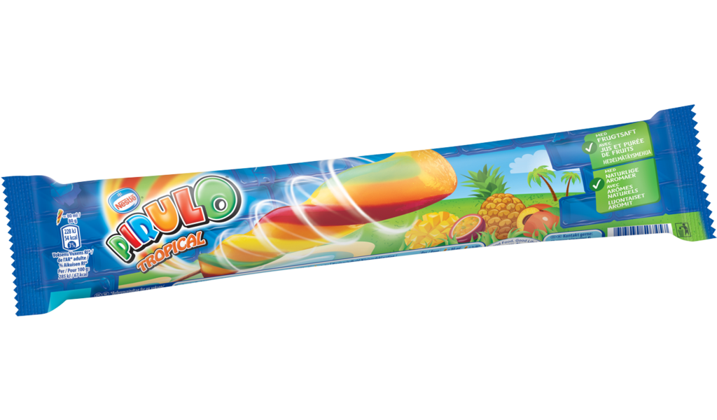 PIRULO Tropical limonadijääpuikko 80g/80ml