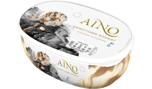 AINO Samettinen Nougat 900ml